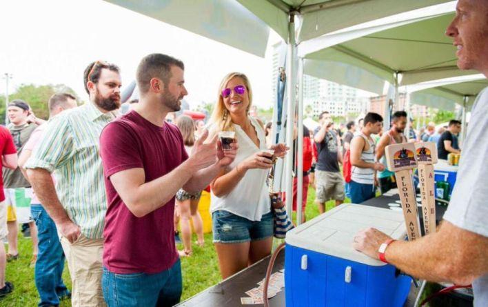 Sprung Beer Festival à Miami
