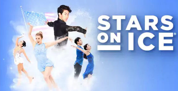 Stars on Ice au BB&T de Sunrise