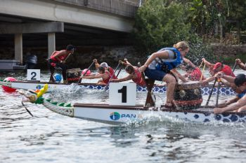Tampa Bay International Dragon Boat Races