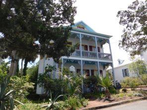 Île de Cedar Key, en Floride.