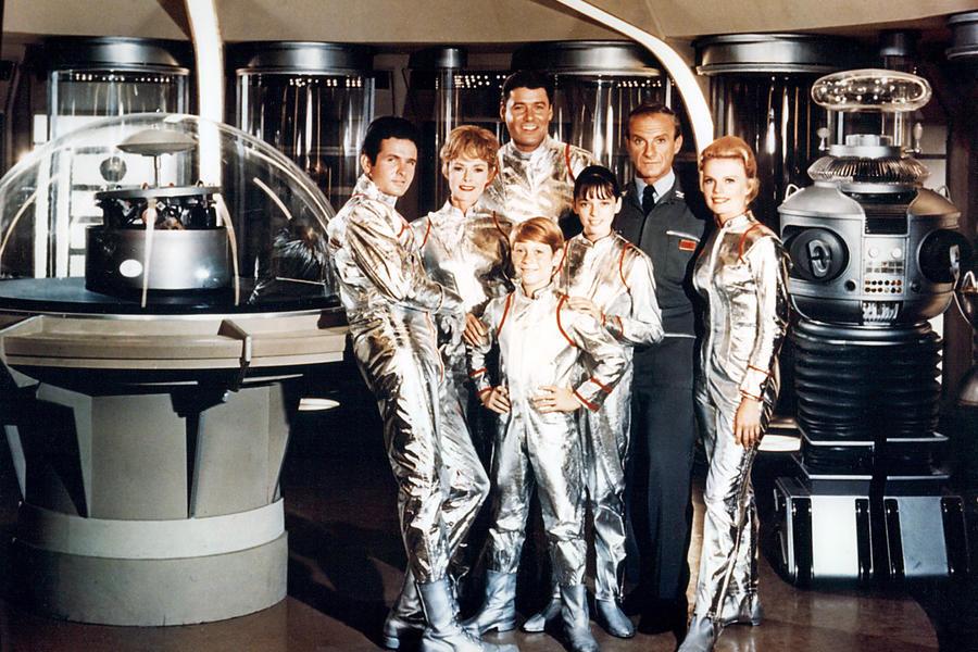 La première version de Lost in Space dans les années 1960