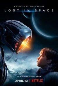 Lost in Space, série sur Netflix