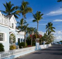 Bahamas Harbour Island - Dummore Town