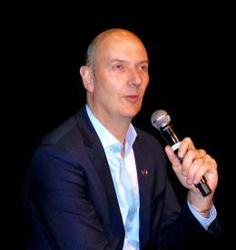 Visite du député Roland Lescure à Miami.