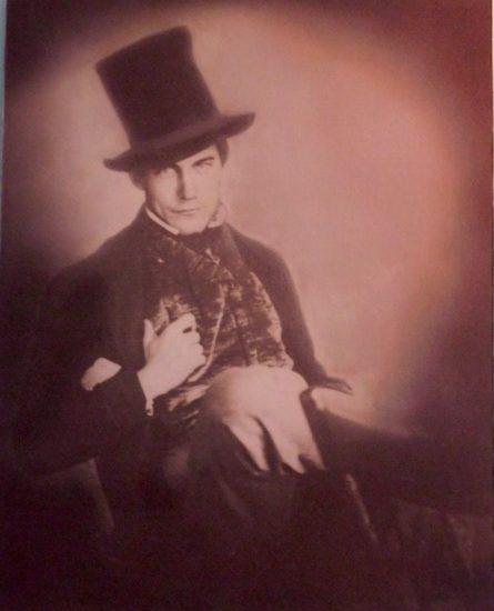Henri Flagler à l'âge de 20 ans (Flagler Museum de Palm Beach, en Floride)