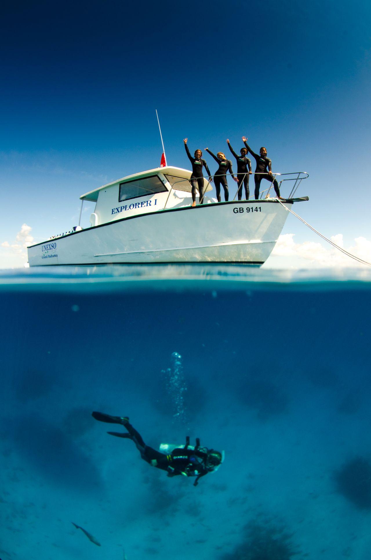 Bahamas - Plongée sous-marine