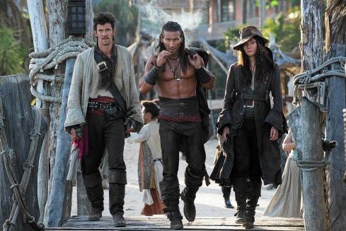 Bahamas - New Providence Nassau - Pirates