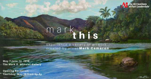 Expo Mark Cameron à Fort Lauderdale