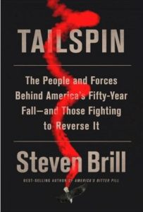 Tailspin, livre de Steven Brill