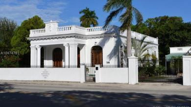 Photo of Miami : La maison «hantée» Villa Paula est en vente