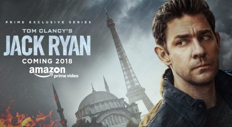 Jack Ryan (saison 1) sur Amazon Prime