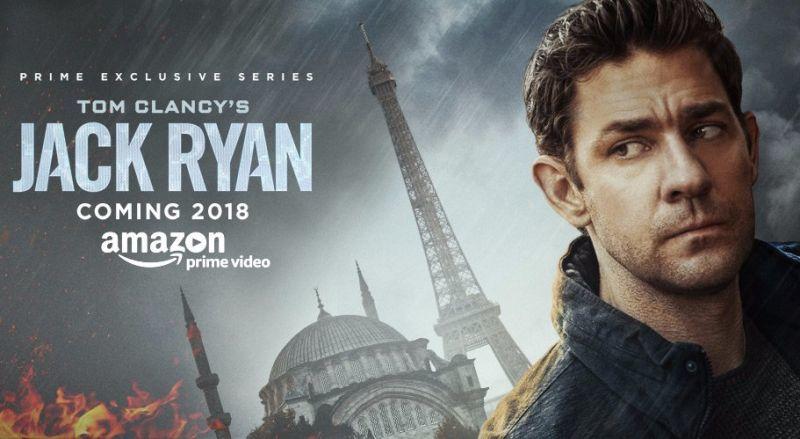 Jack Ryan (saison 1) sur Amazon Prime