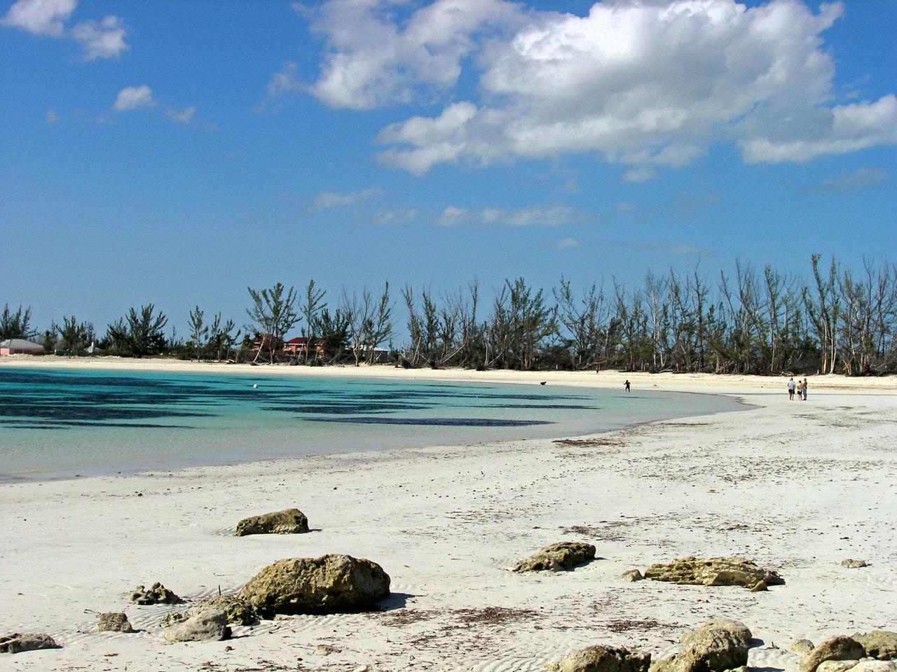 Bahamas Grand Bahama - Xanadu Beach