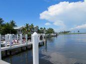 Marina de Boca Grande, sur Gasparilla Island, sur la côte ouest de la Floride
