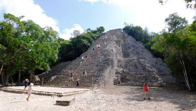 Photo of Cobá : la fascinante ville maya et sa grande pyramide perçant la jungle mexicaine