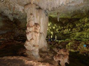 Cenote Choo-Ha à Cobá.