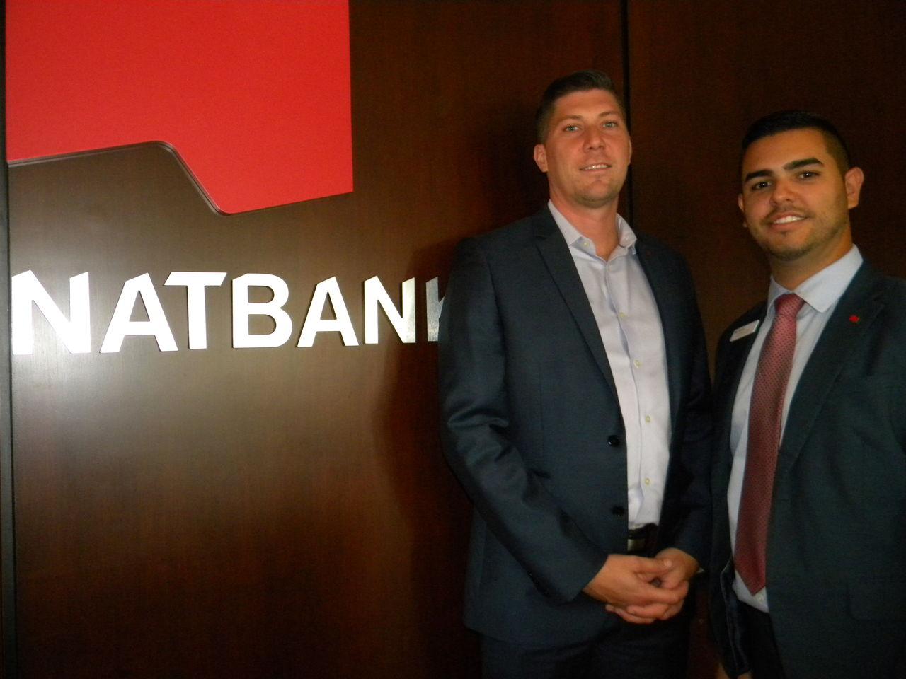 Conférence Natbank Juillet 2018
