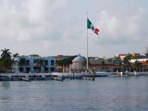Ile de Cozumel (Mexique)