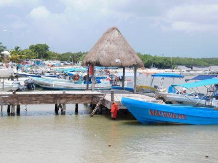 Port de Chiquila