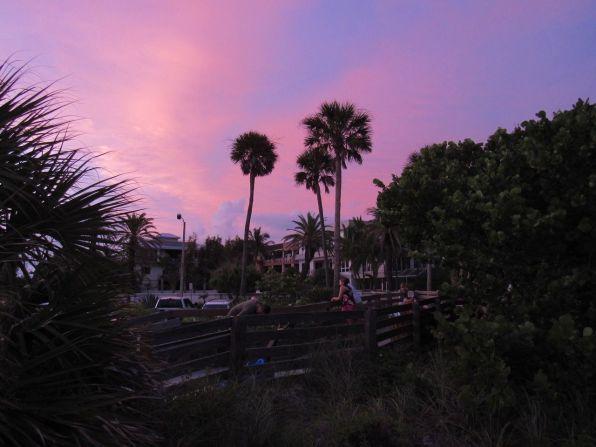 Lido Beach, à Sarasota en Floride