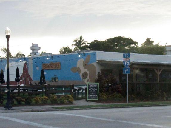 Quartier historique de Punta Gorda, en Floride)