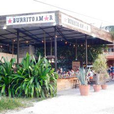 La ville de Tulum, au Mexique