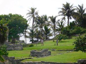Les ruines mayas de Tulum au Mexique