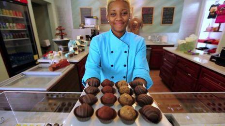 Bahamas New Providence Nassau Graycliff chocolatier