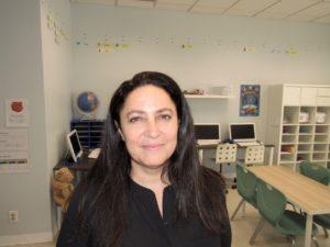Sophie Lavigne, fondatrice et directrice de l'Ecole Le Petit Prince French International School de Boca Raton