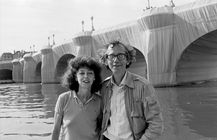 Jeanne-Claude et Christo