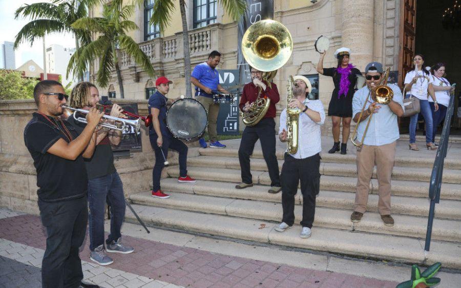 Dwntwn Art Days à Miami