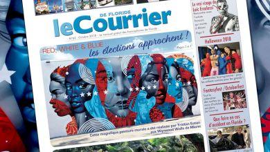 Photo of Le Courrier de Floride d'Octobre 2018 est sorti !