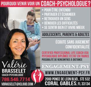 Valérie Brasselet Psychologue à Miami