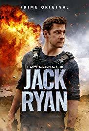 Série Jack Ryan sur Amazon Prime