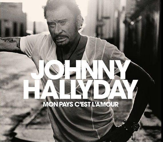 Johnny Hallyday : mon pays c'est l'amour