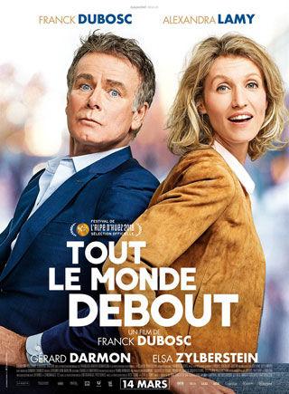 Film Tout le Monde debout au festival du film français de Miami