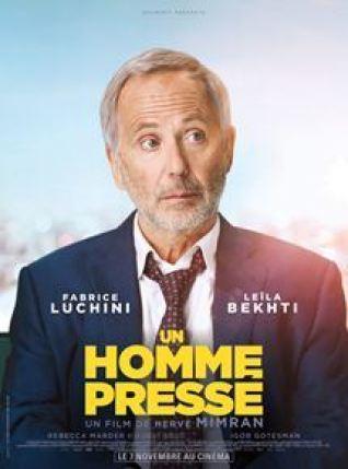 Film Un homme Pressé projeté au festival du film français de Miami