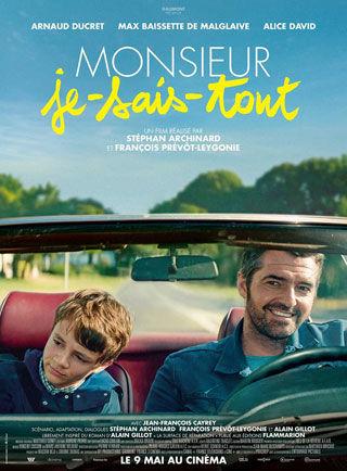 Film Monsieur je sais tout projeté au festival du film français de Miami