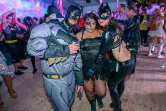 Nightmare on the Beach à Miami Beach pour Halloween