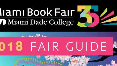 Photo of 35e Miami Book Fair : la foire aux livres revient en novembre !