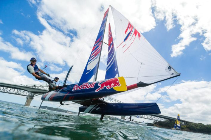 Red Bull Foiling Final