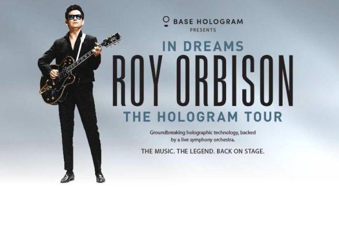 Roy Orbison en hologramme