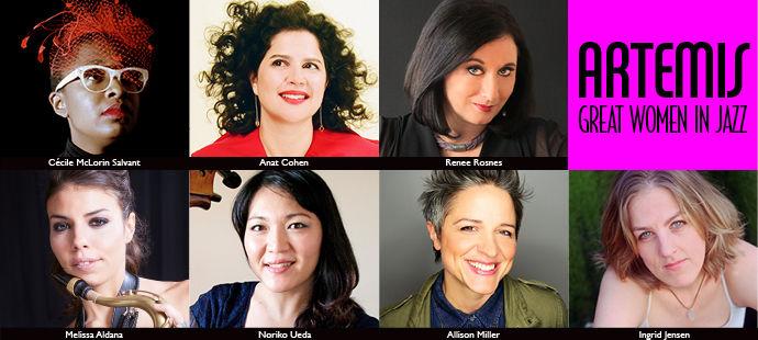 Artemis : Sept Jazz women à Miami