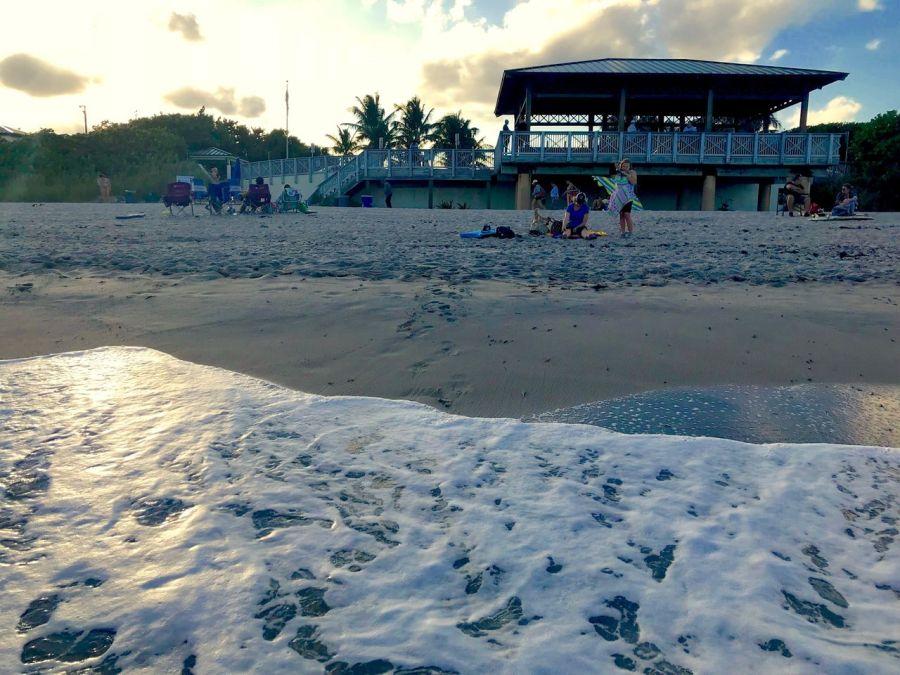 SOUTH BEACH PAVILION PARK