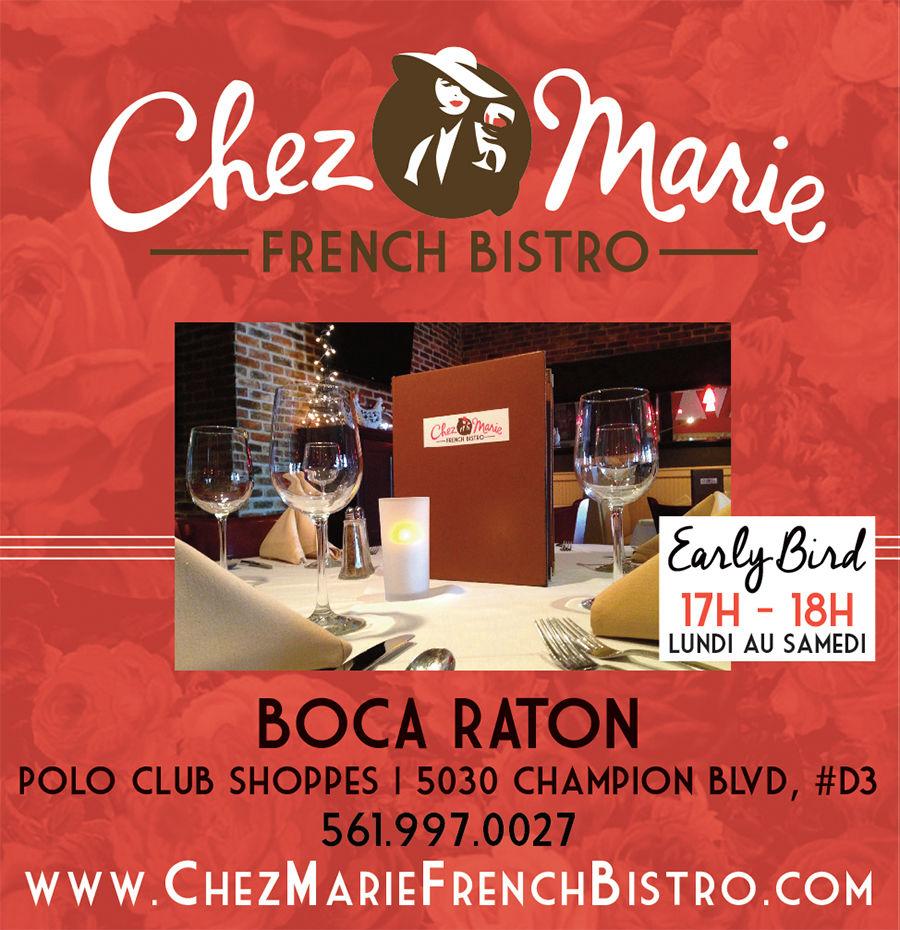 Chez Marie Boca Raton