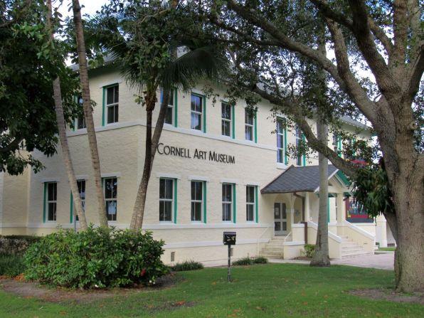 Le Cornwell Museum à Delray Beach