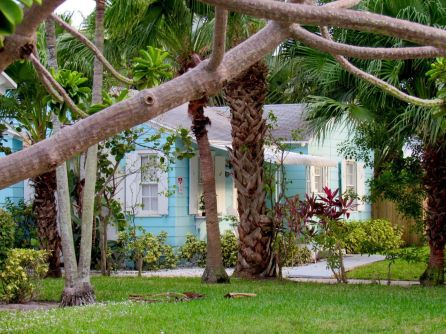 Cottages dans le centre de Delray Beach