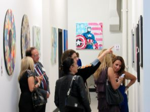 Les photos de l'expo Made in French Exhibit Miami 2018