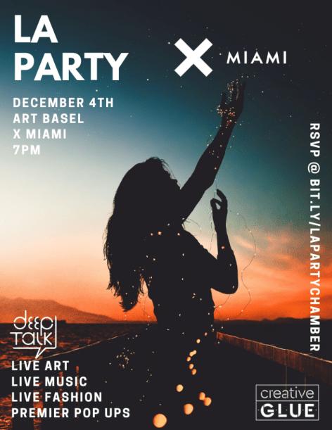 LA PARTY Miami Beach