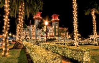 Nights of Lights - St Augustine